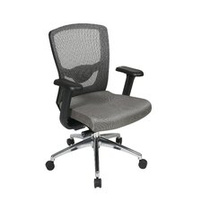 High-Back Ergonomic ProGrid Mesh-Back Office Chair