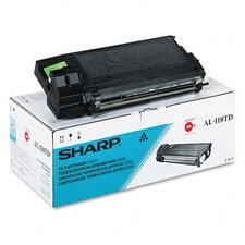 AL110TD Toner Cartridge, Black