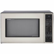 900W Convection Microwave Oven