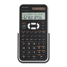 12 Digit 2 Line Scientific Calculator