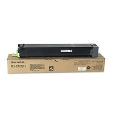 Mxc40Nt1 Toner Cartridge, 10000 Page-Yield, Black