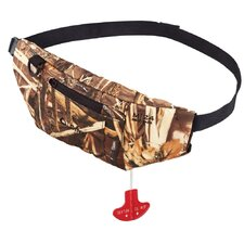 M 24 Manual Camouflage Inflatable Belt Pack PFD