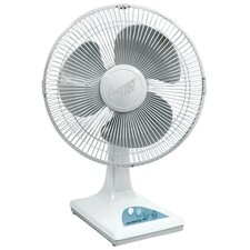 "16"" 3-Speed Oscillating Table Fan"