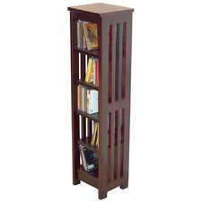Solid Wood CD / Media Storage Shelves
