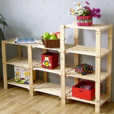 Three Tier Storage Shelf