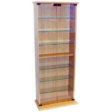 Collectable Display Cabinet / CD DVD Storage Shelves
