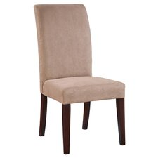 Classic Seating Parson Chair in Dark Beige
