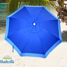 7.5' Fiberglass Heavy Duty Beach Umbrella