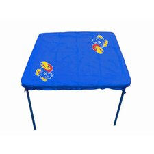 NCAA Card Table Cover