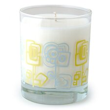angela adams Happiblooms Soy Candle