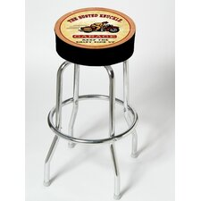 Busted Knuckle Garage  Motorcycle Shop Stool