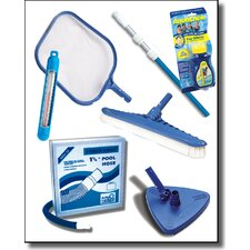 Above Ground New Pool Maintenance Kit