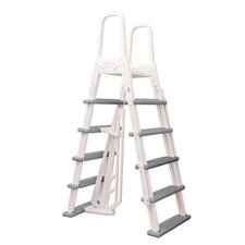 Heavy Duty A-Frame Ladder for Above Ground Pool