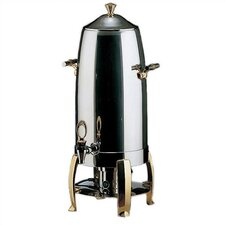 5 Gallon Coffe Urn with Brass Legs