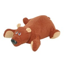 Child Plush Baby Bear Rug Pals Bean Bag Chair