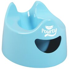 Easy to Pour Potty Chair