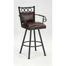 Tate Barstool with Arms