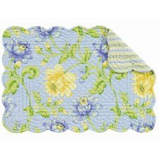 Quilted Scallop Placemat (Set of 4)