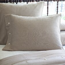 Farmhouse Stripe Standard Pillowcase