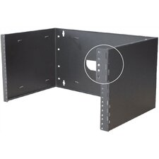 "Hinged Wall Mount Bracket with 12"" Depth"