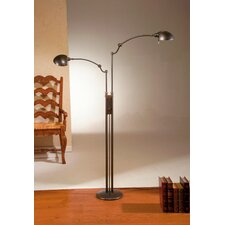 2 Light Pharmacy Floor Lamp
