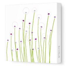 Imagination - Dandelion Stretched Wall Art