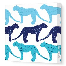 Animal - Cheetah Stretched Wall Art
