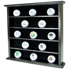 25 Ball Display Cabinet