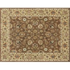 Maple Mocha / Light Gold Rug