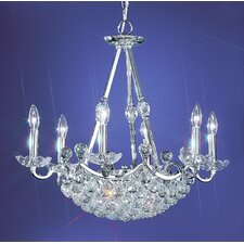 Solitaire 12 Light Chandelier