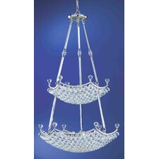Solitaire 33 Light Chandelier