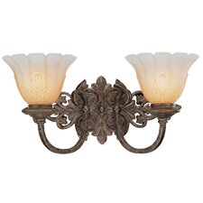 Riviera 2 Light Bath Vanity Light