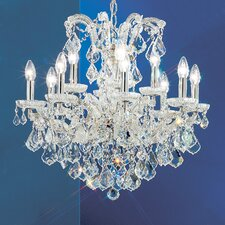 Maria Thersea 12 Light Chandelier