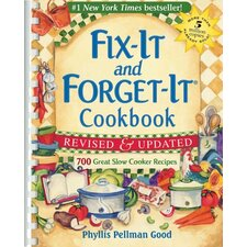 Fix-It and Forget-It Cookbook 700 Great Slow Cooker Recipes