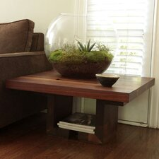 SQ28 Walnut End Table