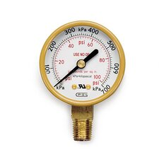 Low Pressure Gauge Regulator