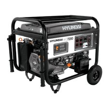 7,250 Watt Portable Heavy Duty Power Generator