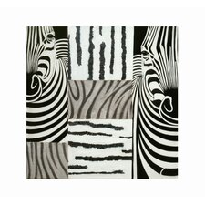 Find the Zebra Canvas