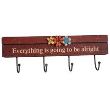 'Everything...' 4 Wall Hooks