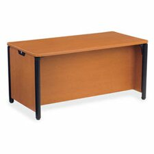 "Plateau 60"" W Executive Desk"