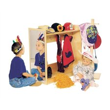 Children's Play Dress-up Center