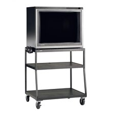 Large Monitor Monitor Cart