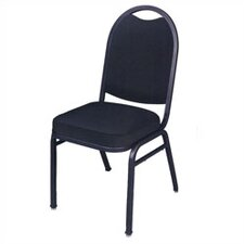 "Stacking Chair with 2.5"" Crown Seat"