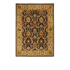 Tempest Light Gold/Cola Rug