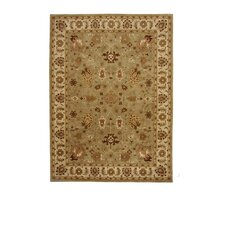 Tempest Light Green/Ivory Rug