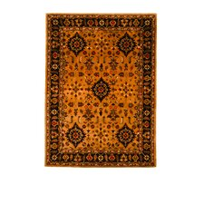 Tempest Light Brown/Cola Rug