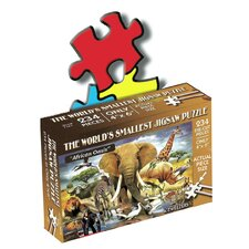 """African Oasis"" World's Smallest Jigsaw Puzzle"