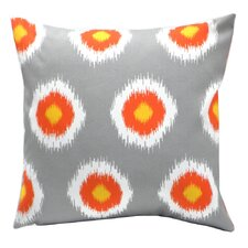 Ikat Dot Indoor / Outdoor Polyeste Pillow