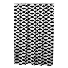 Ikat Cotton Shower Curtain