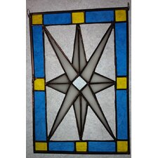 East Avenue Westminster Star Stained Glass